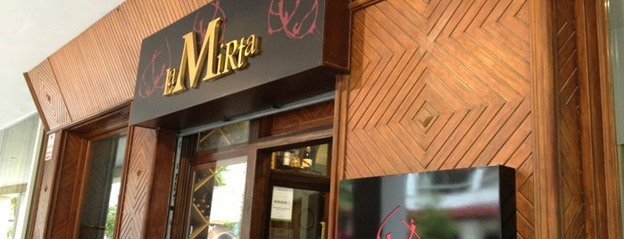 La Mirta is one of Restaurantes.