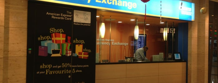 American Express Currency Exchange @ CityLink Mall is one of travelling.