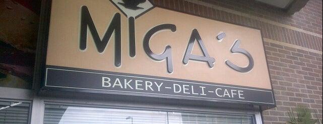 Miga's is one of Restaurantes Venezuela.