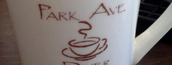 Park Ave Diner is one of Diners I want to go.