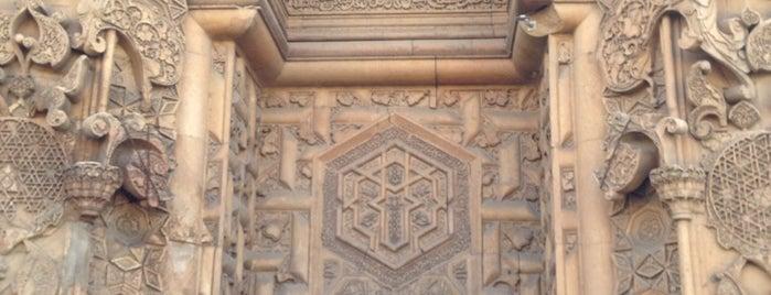 Divriği Ulu Camii ve Darüşşifası is one of boggle.