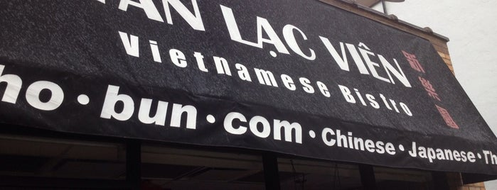 Tân Lạc Viên is one of Pgh Eats'n'Drinks.