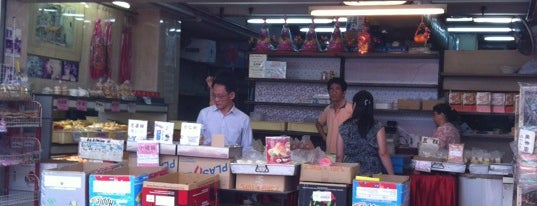 Tan Hock Seng is one of 119 stops for Local Snacks in Singapore.