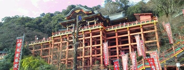 Yutoku Inari Shrine is one of 神社.