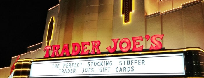 Trader Joe's is one of Like !.
