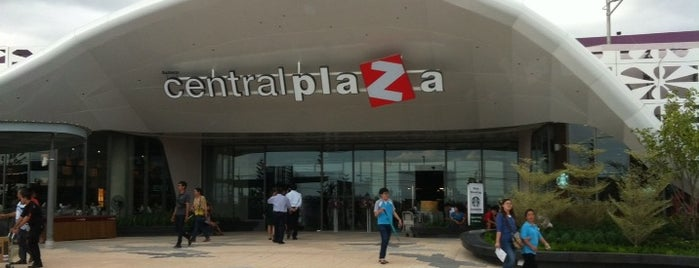 CentralPlaza Salaya is one of Shopping BKK.