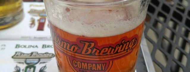Pismo Brewing Company is one of breweries.