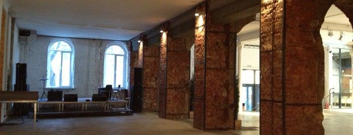 Гоголь-центр is one of 🖼🎎музеи/выставки/etc.