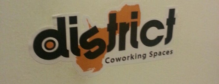 District is one of Egypt Coworking Spaces.