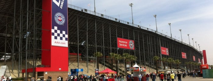 Auto Club Speedway Infield is one of Establishments to Frequent.