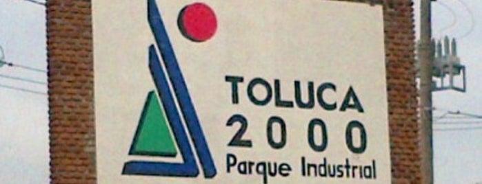 Parque Industrial Toluca 2000 is one of Empresas.