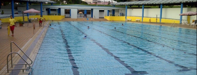 Serangoon Swimming Complex is one of Places I visited!.