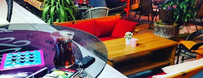 Cafe House is one of Konya'da Café ve Yemek Keyfi.