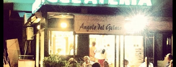 Angolo Del Gelato is one of Roma - a must! = Peter's Fav's.