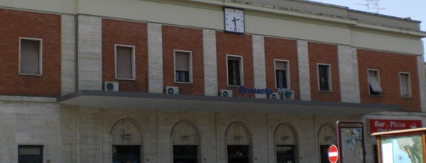 Stazione Grosseto is one of I consigli pratici.
