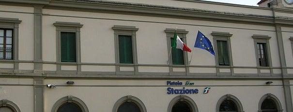 Stazione Pistoia is one of I consigli pratici.