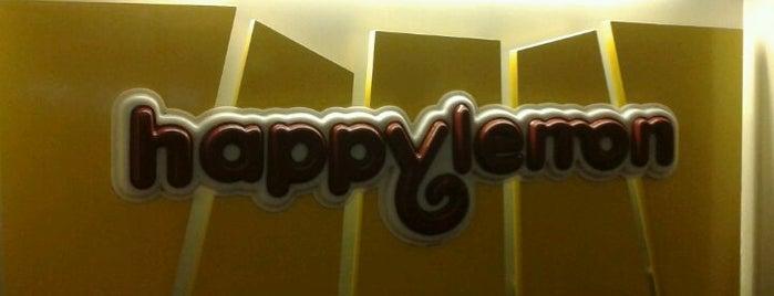 Happy Lemon is one of When in Eastwood.