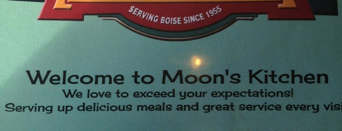 Moon's Kitchen Cafe is one of The 15 Best Places for Breakfast Food in Boise.