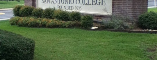 San Antonio College is one of Frequent.