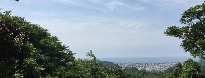 今泉台入口 - 天園ハイキングコース is one of ☆.