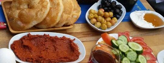 Carmenta Kahvaltı Cafe is one of ✔️.