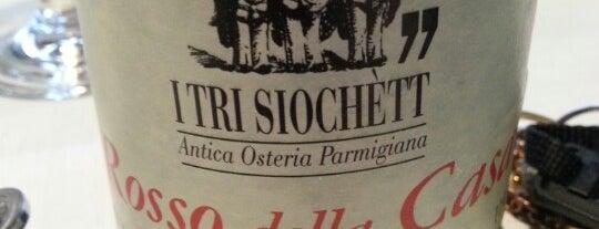 I Tri Siochètt is one of ad ok.