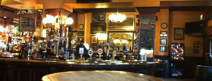 The Cask & Barrel is one of Real Ale in Edinburgh.
