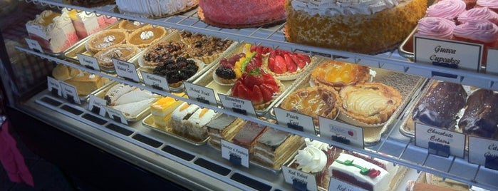Vienna Bakery is one of Potential Vendors.