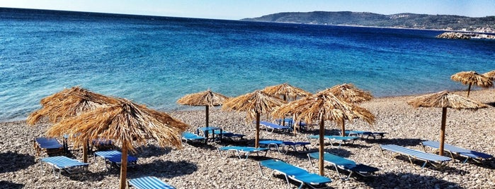Agia Fotini Beach is one of Chios.