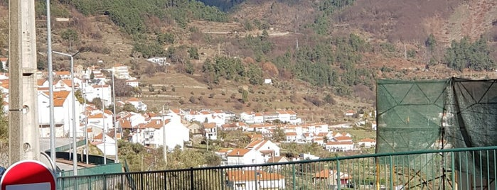 Manteigas is one of Cities in Portugal and Galicia.