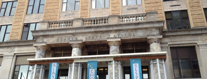 Alaska State Capitol is one of State Capitols.