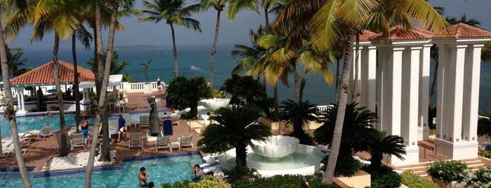 El Conquistador, A Waldorf Astoria Resort is one of Awesome places I've seen.