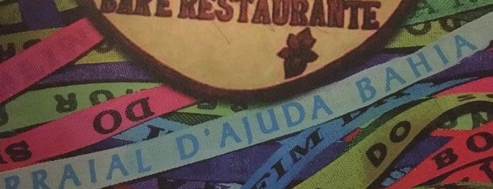 Morena Flor Bar e Restaurante is one of Arraial D'ajuda.