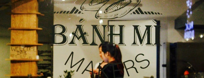 Bánh Mì Makers is one of The 15 Best Places for Sandwiches in Prague.