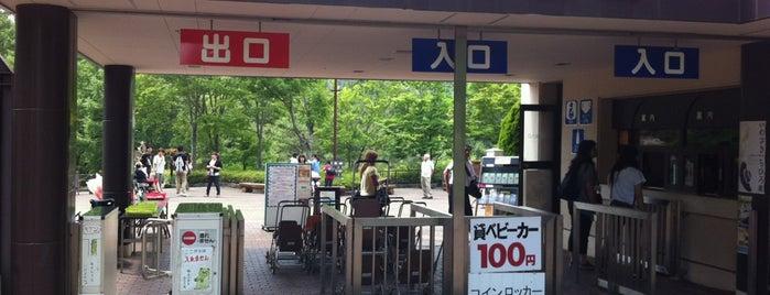 盛岡市動物公園 is one of 行きたい。.