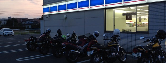 ローソン 盛岡下太田店 is one of LAWSON in IWATE.