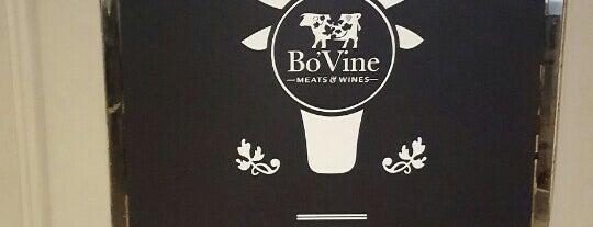 Bo'Vine Steak Restaurant is one of Essential Glasgow visits.