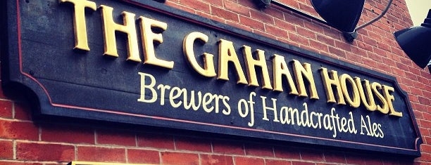 Gahan House Pub & Brewery is one of Pour amateurs de biere.