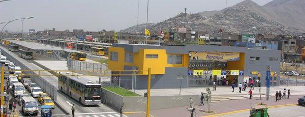 Estación Naranjal - Metropolitano is one of lol.