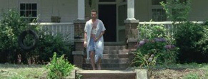 Walking Dead Location: Rick's House is one of TWD.