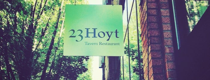 23Hoyt is one of Portland.