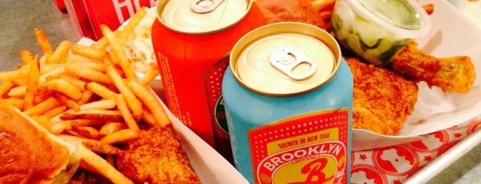 Blue Ribbon Fried Chicken is one of Be a Local in the East Village.