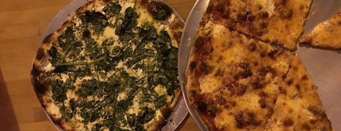 Pizzeria Beddia is one of Philly Working List.