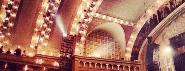 Auditorium Theatre is one of Chicago.