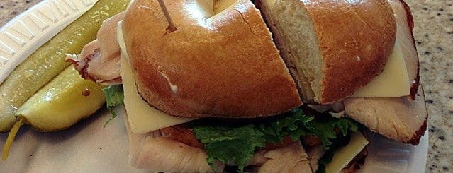 Izē's Deli & Bagelry is one of Tasty Bites and Sips.