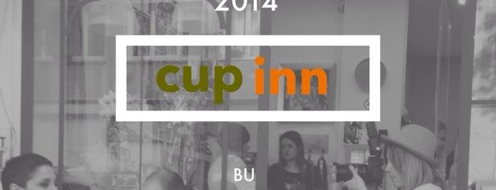 Cup-Inn CaffedeModa is one of yemeicmeturizm.