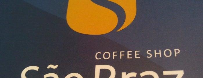 São Braz Coffee Shop is one of Meus Locais.