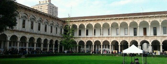 Università degli Studi di Milano is one of Best places in Milan.