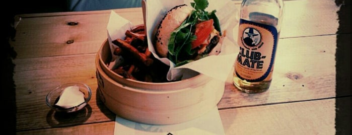 Shiso Burger is one of [To-do] Berlin.