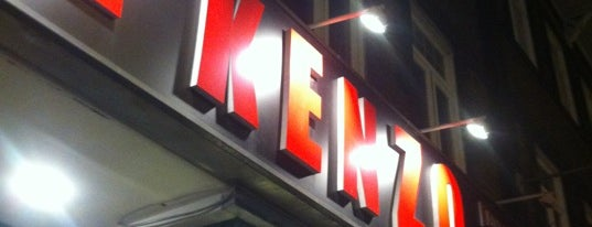Kenzo Japanese Noodle House is one of Nom nom in GTA.